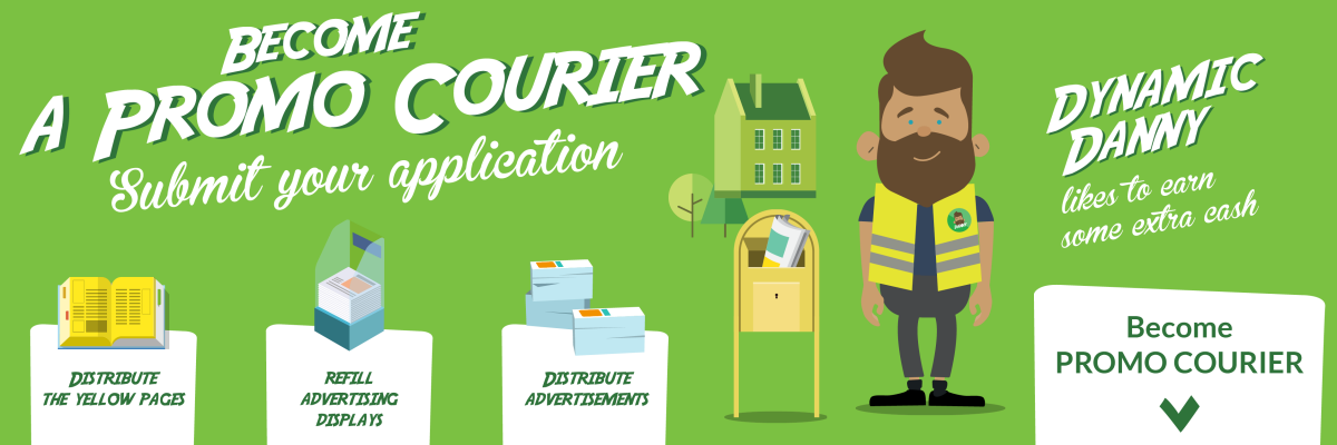 Become a Promo Courier | BD Group - door-to-door communications