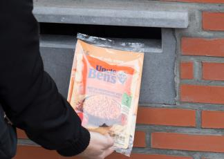 Sample uncle bens