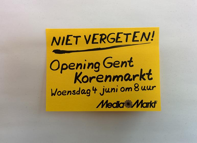 Post-it® Notes Media Markt